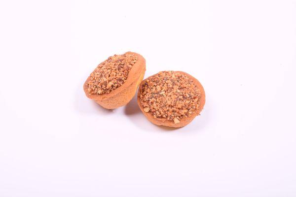 Immagine di Biscotto Al Mais Farcitura Arancio e Gocce di Cioccolato kg. 2