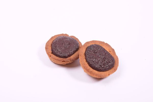 Immagine di Biscotti al Mais Farcitura Cioccolato nero kg. 2