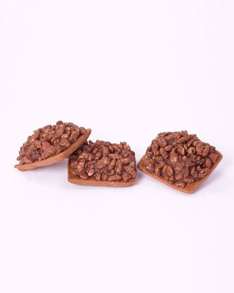 Immagine di Biscotti al Cioccolato Ricoperto di Riso Soffiato kg. 2