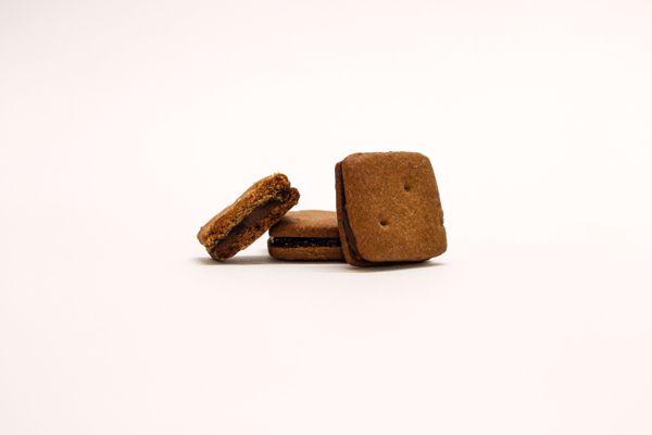 Immagine di Quadratino al  Cioccolato e Albicocca kg. 2