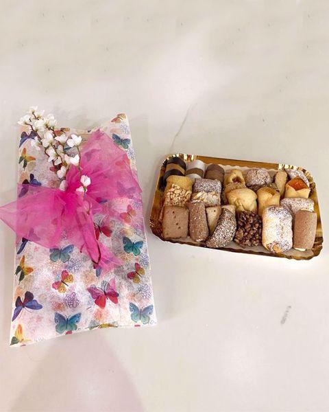 Immagine di Biscotti artigianali in confezione regalo 500 gr.